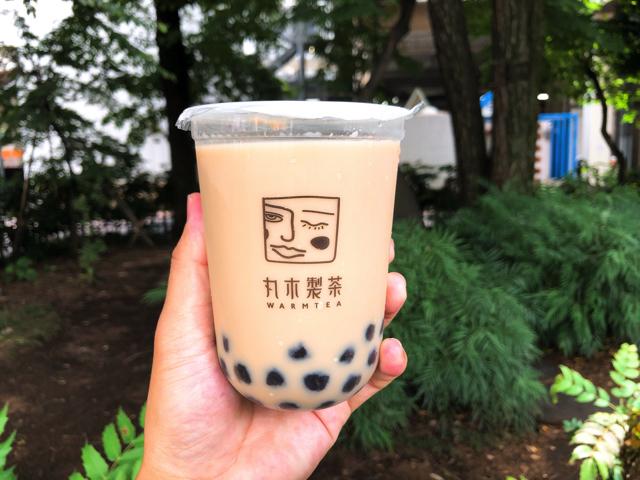 丸木製茶(まるきせいちゃ)代々木