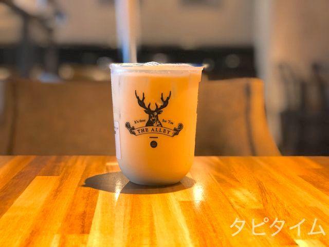 ジアレイ(THE ALLEY)渋谷道玄坂店の白桃烏龍