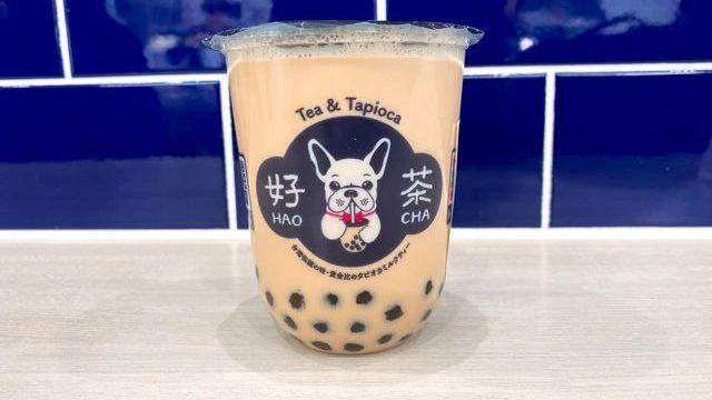 好茶(ハオチャ)のタピオカ
