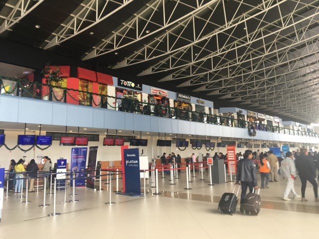 「ラパス空港」の画像検索結果