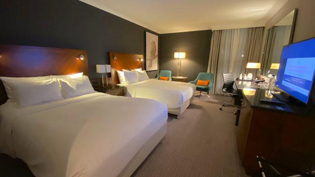 ロンドン ヒースロー マリオット ホテル